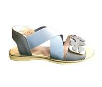 Туфли открытые для девочек 01404 Г