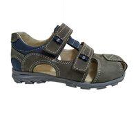Туфли открытые для мальчиков 01280 С