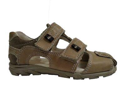 Туфли открытые для мальчиков 01280 Ч