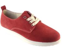 Полуботинки на шнурках для девочек 01311 У