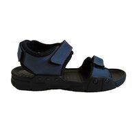 Туфли открытые для мальчиков 01444 С