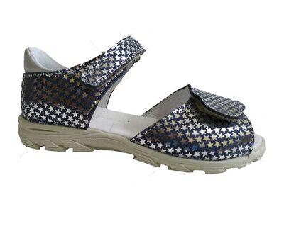 Туфли открытые для девочек 90412 Н